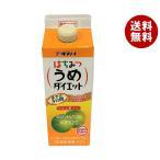【送料無料】タマノイ はちみつうめダイエット 濃縮タイプ 500ml紙パック×12本入