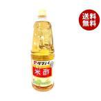 送料無料 タマノイ ヘルシー米酢 1.8Lペットボトル×6本入