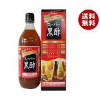 【送料無料】タマノイ スーパー黒酢 500ml瓶×6本入