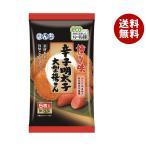 【送料無料】ぼんち 辛子明太子大型揚せん 6枚×12袋入