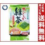 【送料無料】宇治森徳 おいしい緑茶 2g×50袋×12袋入