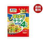 日本製粉 オーマイ 早ゆでサラダマカロニ 200g 12袋×...