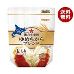 送料無料 【2ケースセット】日本製粉 ニップン 強力小麦粉 ゆめちからブレンド 1kg×12袋入×(2ケース)