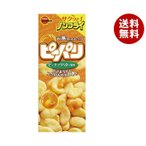 【送料無料】【2ケースセット】ブルボン ピーパリ ピーナッツバター風味 58g×20(10×2)個入×(2ケース)