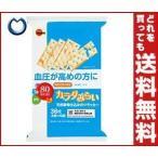 【送料無料】ブルボン カラダみらい 天然酵母仕込みのクラッカー【機能性表示食品】 6枚×6袋×6個入