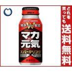 【送料無料】ポッカサッポロ 特許ダブル配合 マカの元気スパークリング 190mlボトル缶×24(6×4)本入