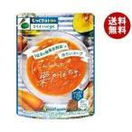 送料無料 【2ケースセット】ポッカサッポロ じっくりコトコト ごちそうベジ にんじんと栗かぼちゃ 冷たいスープ 160gパウチ×30袋入×(2ケース)