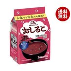 【送料無料】森永製菓 おしるこ 72g(18g×4袋)×20袋入
