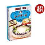 送料無料 森永製菓 レアチーズケーキミックス 110g×30(5×6)箱入