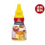 送料無料 森永製菓 ケーキシロップ(メープルタイプ) 200g×40(5×8)本入