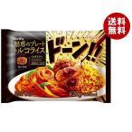 送料無料 【冷凍商品】日本製粉 ニップン 魅惑のプレート トルコライス 420g×12袋入