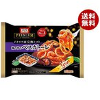 送料無料 【冷凍商品】日本製粉 ニップン イタリア産完熟トマト 海の幸のペスカトーレ 1食×12袋入