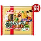 送料無料 【冷凍商品】マルハニチロ 五目あんかけ焼そば 1食×12袋入