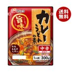 【送料無料】フジッコ カレーうどんの素 中辛 300g×10袋入