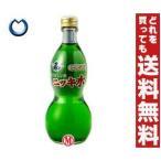 【送料無料】ハタ鉱泉 ニッキ水(緑) 120ml瓶×24本入