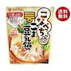 【送料無料】ミツカン こなべっち ごま豆乳鍋つゆ 36g×4個×10袋入