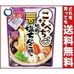 【送料無料】ミツカン こなべっち 地鶏塩ちゃんこ鍋つゆ 29g×4個×10袋入