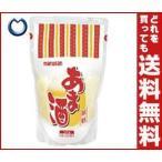 【送料無料】マルサンアイ あま酒 加糖 330g×12袋入