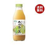 送料無料 【2ケースセット】マルカイ 順造選 ラ・フランス 500ml瓶×12本入×(2ケース)