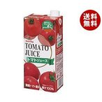 送料無料 ゴールドパック トマトジュース 1L紙パック×12(6×2)本入