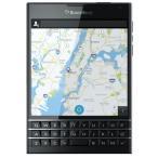 Blackberry Passport Q30 SQW100-1 32GB LTE対応 SIMフリー(黒)