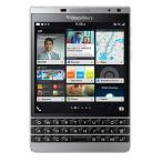 Blackberry  Passport Q30 SQW100-4 32GB LTE対応 SIMフリー(シルバー)