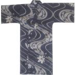 【10枚セット】日本製 子供浴衣 流水もみじ柄【寝巻き浴衣】【お祭り】