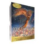 【正規品 日本語説明書付き】オラクルカード 占い WHISPERS OF LOVE Oracle cards 50枚