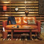 上質なオイルレザーの最高級ソファー <ienowa> 3P オイルレザー ソファ クアント