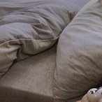 タオル&ダブルガーゼ 掛け布団カバー ベビーサイズ 90x110cm
