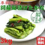 阿蘇 新漬けたかな 青 高菜 道の駅阿蘇 絶品 手作り 阿蘇おふくろ工房 おふくろの味 3kg
