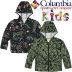 Columbia コロンビア Youth Summer Gardens L/S Hoodie ユースサマーガーデンズ パーカー 男の子 女の子 キッズ 子供服 親子でおそろい