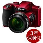 Nikon COOLPIX B600 レッド 光学60倍ズームデジタルカ