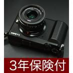 Panasonic LUMIX GX7 MarkII ブラック単焦点ライカDGレンズキット[液晶フィルム付]『即納〜2営業日後の発送』