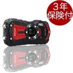 リコー タフネスカメラ WG-60 RED レッド 1台