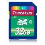 Transcend 32GB SDHCカードClass4 [トランセンドジャパン永久保証付]【SDHC対応デジカメ用】『即納〜3営業日後の発送』