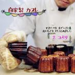 カヌレ 2個 焼き菓子 スイーツ 洋菓子 フランス菓子 お取り寄せ 冷凍配送 クール便 焼き菓子  大人味 ラム酒 洋酒 ネグリタラム 自宅用 個包装 簡易包
