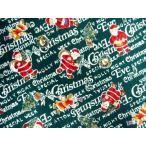 クリスマス生地 No.14,クリスマス飾り,クリスマスツリー、クリスマスタペストリー、クリスマス小物作り