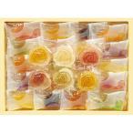 三越 お歳暮 御歳暮 ギフト 洋菓子 ゼリー B041373 〈彩果の宝石〉フルーツ&フラワーゼリーコレクション