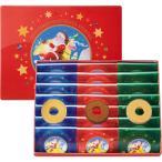 三越 お歳暮 御歳暮 ギフト クリスマスサンタストーリーズ 洋菓子 焼菓子 B041973 〈ユーハイム〉バウムクーヘン