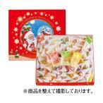 三越 お歳暮 御歳暮 ギフト クリスマスサンタストーリーズ 洋菓子 ゼリー B041933 〈彩果の宝石〉バラエティギフト
