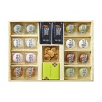 三越 お歳暮 御歳暮 ギフト 和菓子 大福 個包装 Y048473 〈和楽子屋(わらしや)〉和菓子詰合せ