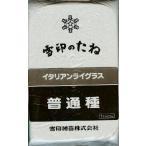 イタリアンライグラス種 ガルフ (普通種)  1kg  [牧草種子 コモン種]