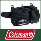 Coleman コールマン ウォーキングポーチ (ブラック)  CBW4011BK