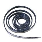 テープ付きグラスファイバーロープ 9.5mm:3/8インチ ×1m  30002422
