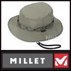 MILLET ミレー ゴアテックス レンジャー レイン ハット (Gris Aluminium)  MIV01420-2318