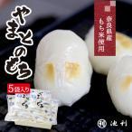 餅 もち やまとのもち 5袋入り 330g×5 杵つき お取り寄せ 送料無料 奈良県産もち米使用 池利