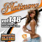 新譜 2020 11月発売 ヒップホップ R&B 洋楽CD MixCD Platinumz Vol.148 / DJ Bo[M便 1/12]
