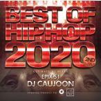ヒップホップ 2020年下半期 メガミックス DJミックス 洋楽CD MixCD Epix 51 -Best Of Hiphop 2020 2nd Half-  / DJ Caujoon[M便 2/12]
