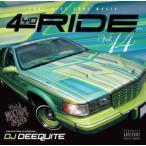 ウェッサイ・ローライダー・USDM【洋楽CD・MixCD】4 Yo Ride Vol.14 / DJ Deequite[M便 2/12]